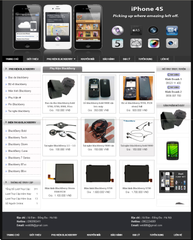 Website doanh nghiệp21