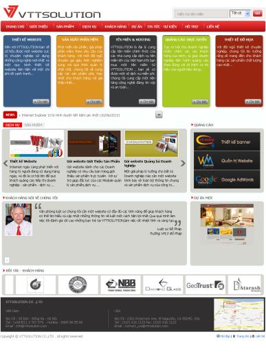 Website doanh nghiệp23