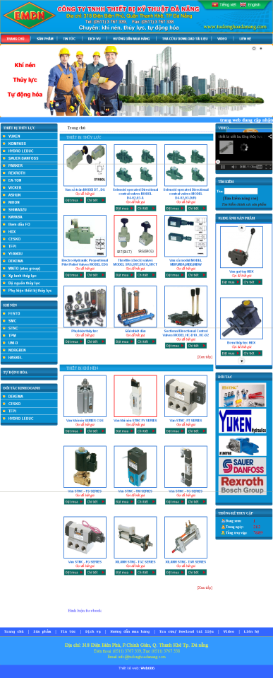 Website doanh nghiệp24